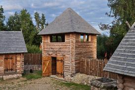 Внутри поселения